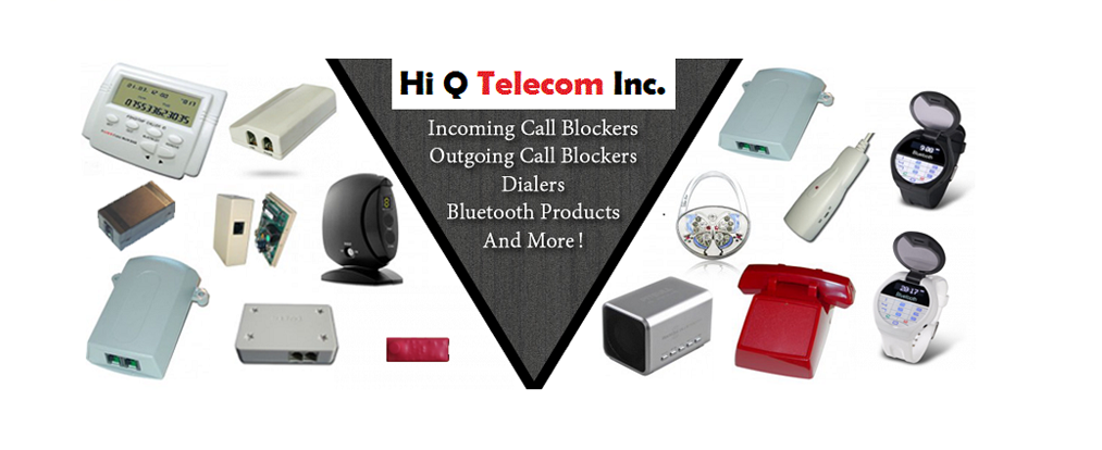 HQTelecom.com Blog - Call Blockers, Dialers, Bluetooth Gadgets